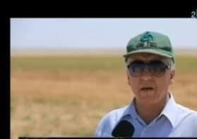 غانم يكشف أضخم مزرعة بحثية بصحراء المنيا وكيفية مواجهة دودة الحشد الإفريقي