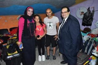 """في حواره مع """"القمة نيوز""""..أحمد ياسين:أتمنى أن يكون السيرك القومي على مستوى وقدر أسم مصر"""