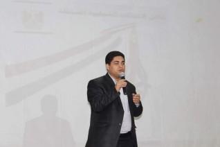 التمساح: نسعى لدعم مصر أن الإئتلاف الشبابي يسعى لتفعيل دور الشباب فى الحياة المجتمعية والتطوعية