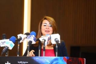 وزيرة التضامن تستعرض نتائج تحليل مشاهد التدخين والمخدرات بدراما رمضان 2019