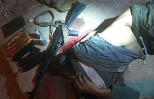 استشهاد ضابط شرطة و6 جنود ومقتل 4 إرهابيين في شمال سيناء