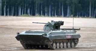 إندونيسيا تحصل على آليات قتالية مدرعة من روسيا