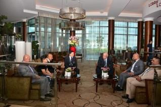 «فهيم»يشرف علي بطولة العراق الدولية لكمال الأجسام بالسلمانية