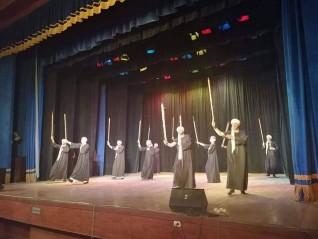 إحتفالية فنية فى ذكرى ثورة يونيو بثقافة أسيوط