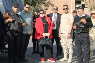 إتحاد المرأه لتحالف الأحزاب ثورة 30 يونيو تؤكد وحدة المصريين
