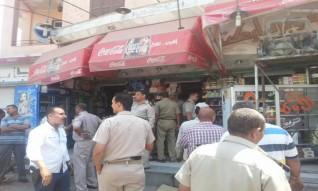 ضبط 70 قضية تموينية و3469 مخالفة مرورية فى حملة أمنية بالجيزة