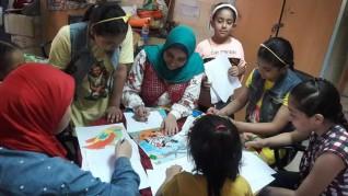 إكتشاف مواهب ولقاء أدبى للطفل بثقافة سوهاج