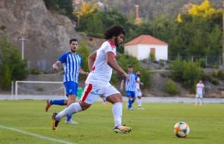 الزمالك يفوز  على  دوكسا بهدف في ثالث وديات معسكر قبرص