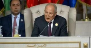 أمين الجامعة العربية يهنئ الرئيس الموريتانى المنتخب
