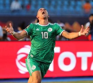 الجزائر تتأهل إلى نصف النهائي بعد عبور كوت ديفوار في أمم أفريقيا