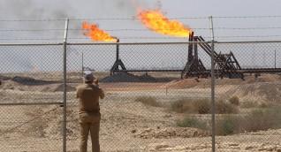 إخماد حريق في منشأة تصدير نفط بحرية في العراق