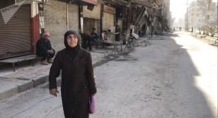 مقتل 3 نساء بانفجار لغم من مخلفات المسلحين تحت سيارة في غوطة دمشق