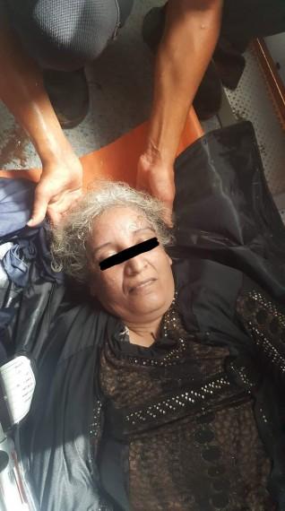 إنتحار سيدة بإلقاء نفسها بالنيل بأبوتيج