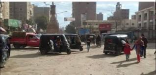 سائقوا التوك توك يشتكون من التسعيرة المحددة في مركز بني مزار بالمنيا
