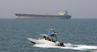ناقلة نفط ثانية تحول اتجاهها فجأة في الخليج صوب إيران