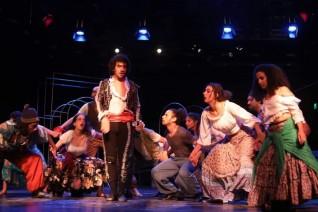 «كارمن» تختتم عروضها المسرحية على مسرح الهناجر