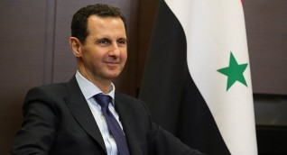 الأسد يؤكد حرص سوريا حكومة وشعبا على تعزيز العلاقات مع روسيا
