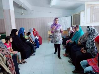 التوعية وأهمية الكشف المبكر ضمن مبادرة الرئيس لصحة المرأة