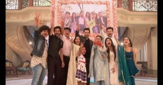 انتهاء سلسلة عائلة سينج اوبروى علي قناة ام بي سي بوليود اليوم