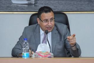 محافظ الإسكندرية يشهد الندوة التوعوية «دور الدولة في حماية المستهلك »