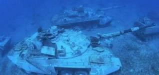 افتتاح أول متحف عسكري تحت الماء
