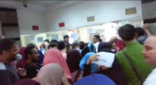 بالفيديو : مواطنين عايزين نتنفس ياحكومة هنموت