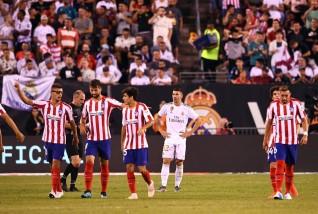أتلتيكو مدريد يكتسح ريال مدريد بسباعية في الكأس الدولية للأبطال