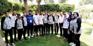 جامعة الوادي الجديد تشارك في فعاليات الفوج الثالث بمعسكر إعداد القادة بحلوان