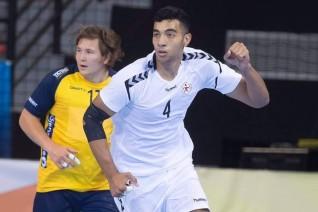 منتخب مصر لليد يفوز على السويد