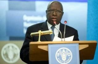 وفاة السنغالي جاك ضيوف المدير العام الأسبق للفاو
