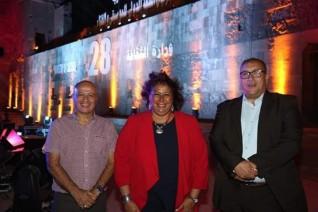 وزير الثقافة توجه بزيادة منافذ بيع تذاكر مهرجان القلعة