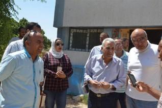 مشروعات بتكلفة 4 مليون جنيه لجمعية مصر المحروسة فى اطار مبادرة حياة كريمة بجنوب الأقصر