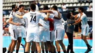 منتخب مصر لكرة اليد يتأهل لنصف نهائى الألعاب الإفريقية