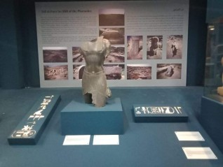 وزير الاثار يفتتح متحف طنطا الاثري