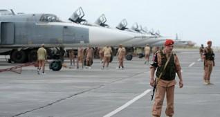 الدفاع الروسية: تدمير طائرتين مسيرتين للإرهابيين بالقرب من قاعدة حميميم في سوريا