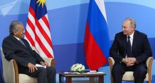 """ماليزيا تفاوض روسيا بشأن تجديد أسطولها من مقاتلات """"ميغ - 35"""""""
