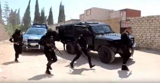مقتل 6 إرهابيين في تبادل اطلاق نار مع الشرطة بالعمق الصحراوى للواحات البحرية