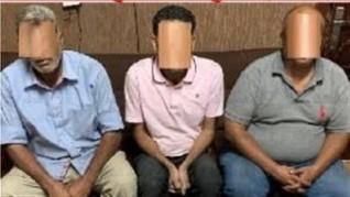 ضبط 3 أشخاص بمدينة نصر بحوزتهم مبالغ مالية لعملات محلية وأجنبية