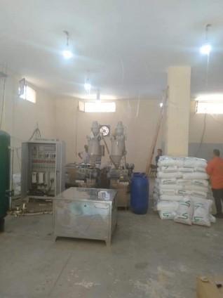 ضبط صاحب مصنع فلاتر مياه بدون ترخيص في القاهرة