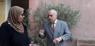 عجلان يتفقد مدارس إدارة كفر شكر التعليمية
