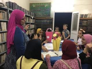 مناقشات وأنشطة متنوعة بثقافة سوهاج