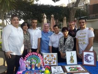 مؤسسة أولادنا لذوي القدرات الخاصة تحتفل باليوم المصري الياباني