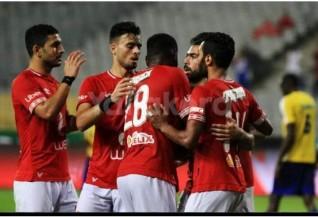 الأهلي يكتسح كانو سبورت بثنائية في دوري أبطال افريقيا