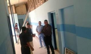 إفتتاح مدرسة التمريض داخل مستشفى الأقصر الدولى