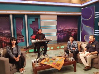 أحمد الشوكي  يستعد للدخول في مشروعات غنائية وفنية خلال الفترة القادمة