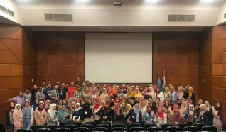 أكاديمية البحث تحتفل بانتهاء تدريب 140 طالبا من علماء الجيل القادم