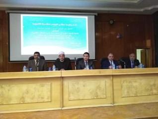 مكتبة مصر العامة بالقليوبية تعقد ندوة لإحياء ذكرى انتصارات أكتوبر المجيدة