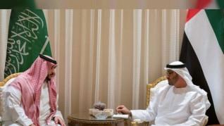 ولي عهد أبو ظبي يبحث الشؤون الدفاعية والعسكرية مع نائب وزير الدفاع السعودي