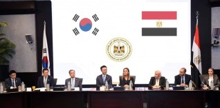 سحر نصر تدعو الشركات الكورية للإستثمار فى مصر
