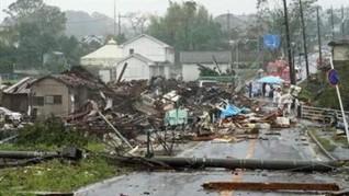 ارتفاع عدد ضحايا إعصار هاجيبيس إلى 19 شخصا وفقدان أكثر من 10 آخرين باليابان